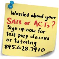 Test Prep for SAT and ACT