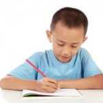 Writing helps memory for kids