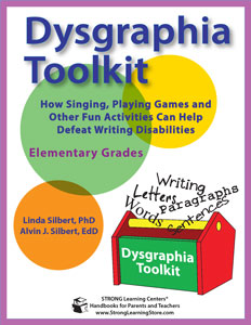 Dysgraphia help for kids