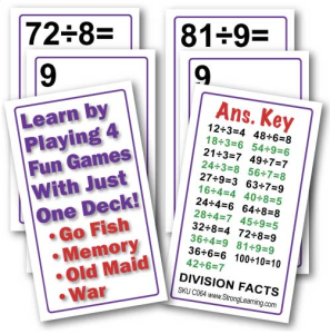 math fact games